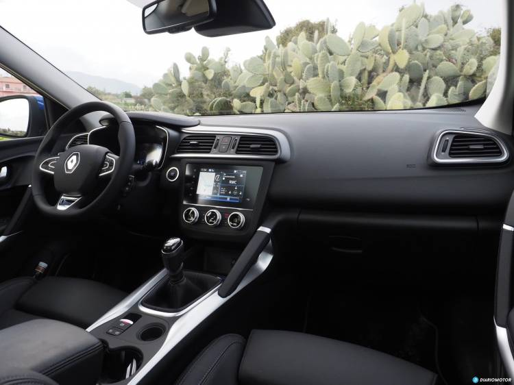 Renault Kadjar 2019 Interior 00008
