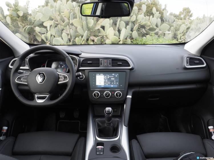 Renault Kadjar 2019 Interior 00009