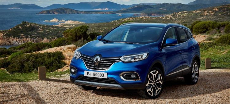 2018 Essais Presse Nouveau Renault Kadjar En Sardaigne