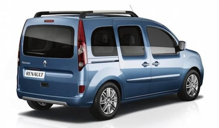 Renault Kangoo Generation 2011
