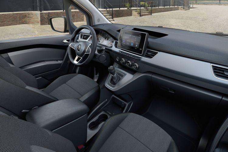 Renault Kangoo 2021 01 Interior