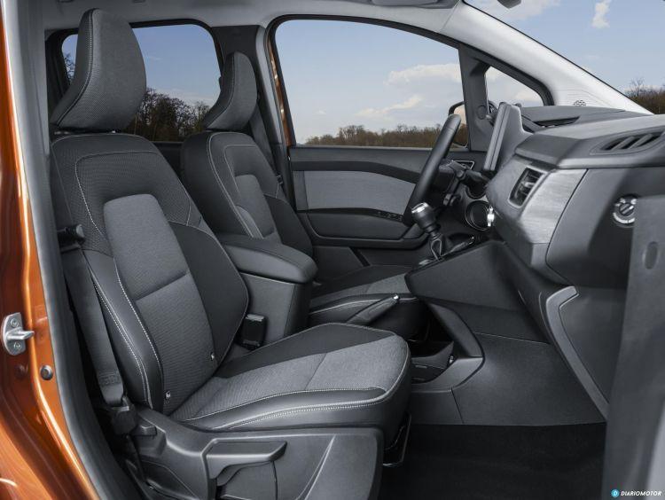 Renault Kangoo 2021 Interior 00002