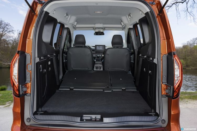 Renault Kangoo 2021 Interior 00004