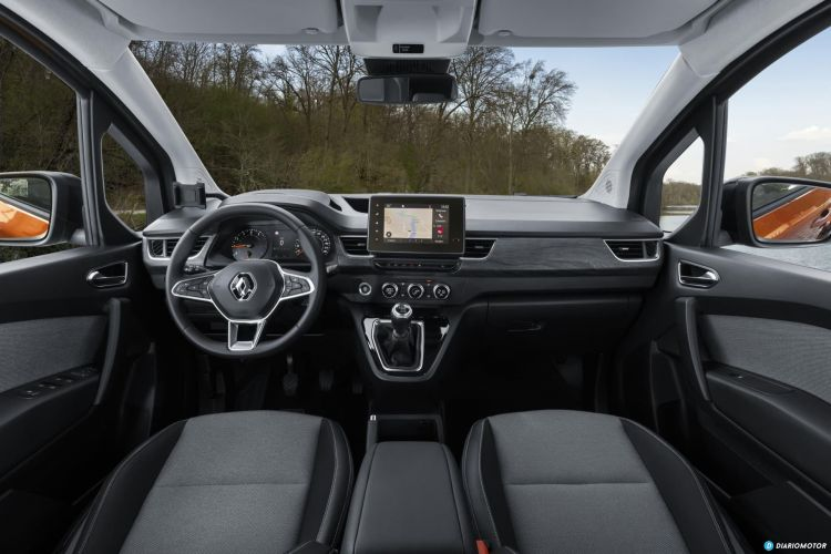 Renault Kangoo 2021 Interior 00007