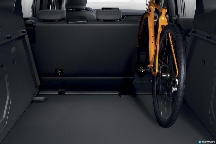 Renault Kangoo 2021 Maletero 00032