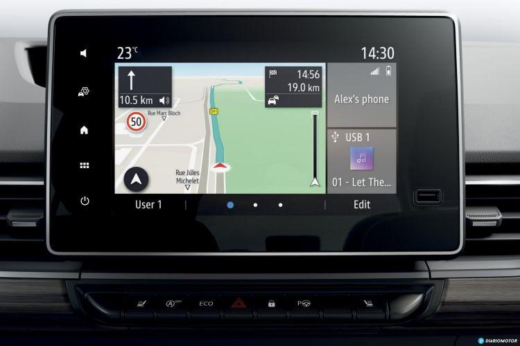 Renault Kangoo 2021 Navegador  00042