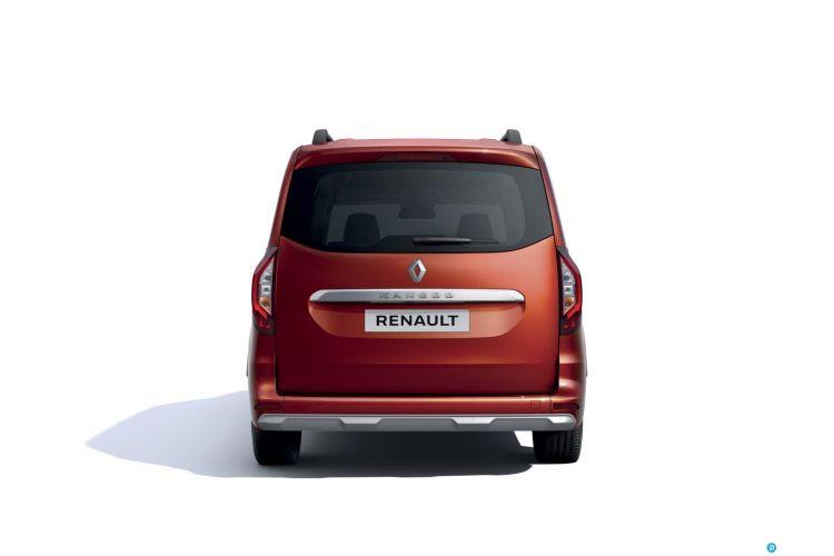 Renault Kangoo 2021 Trasera 00007