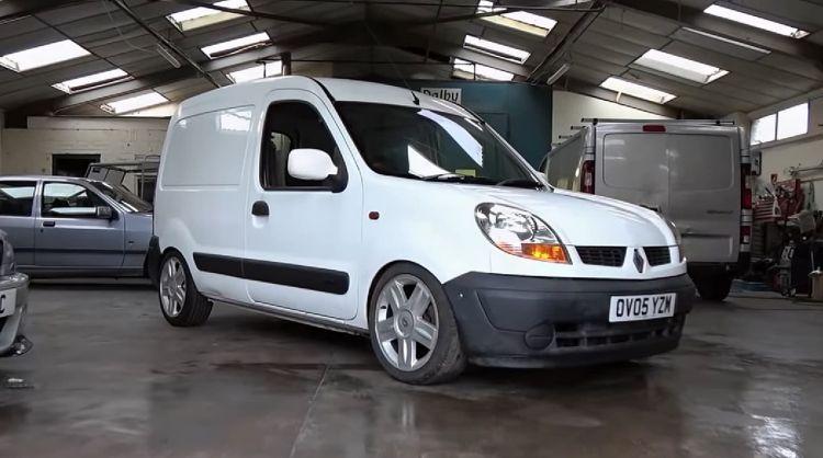 Renault Kangoo Rs Monky London 0219 01
