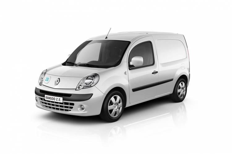 Renault Kangoo Express Z.E., desde 20.000€ sin batería
