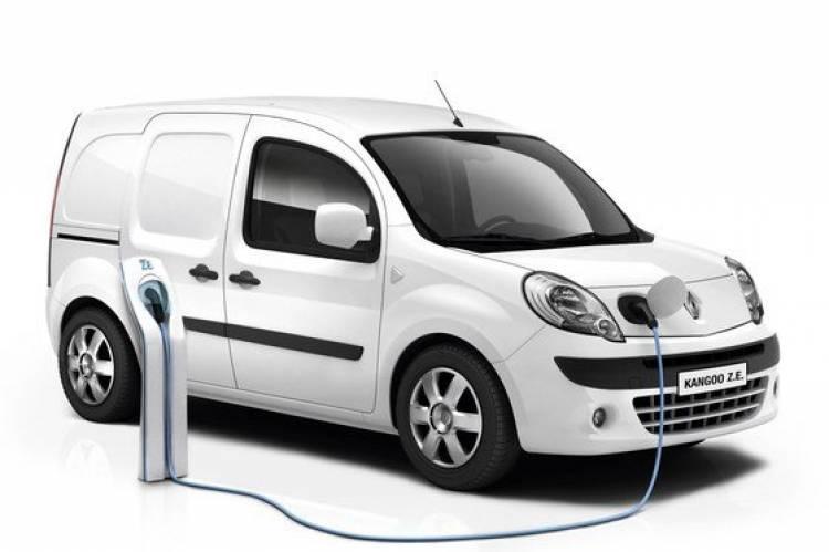 Renault Kangoo Express Z.E., desde 20.000€ pero sin batería