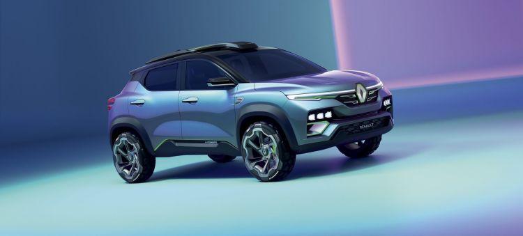 Renault Kiger India P
