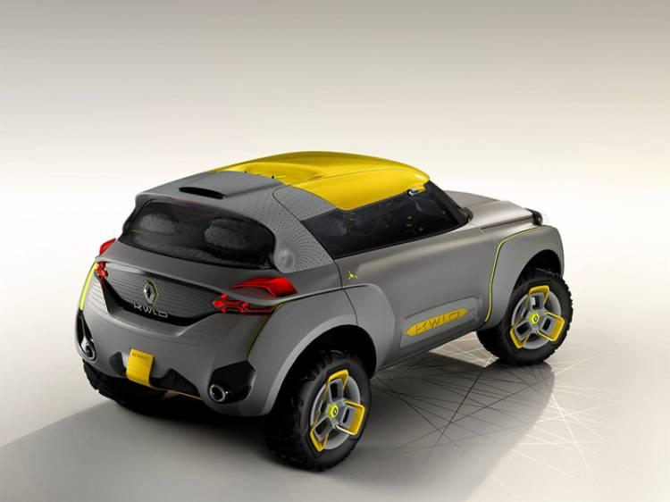 Renault planea un SUV por debajo del Captur, lo veremos en 2016