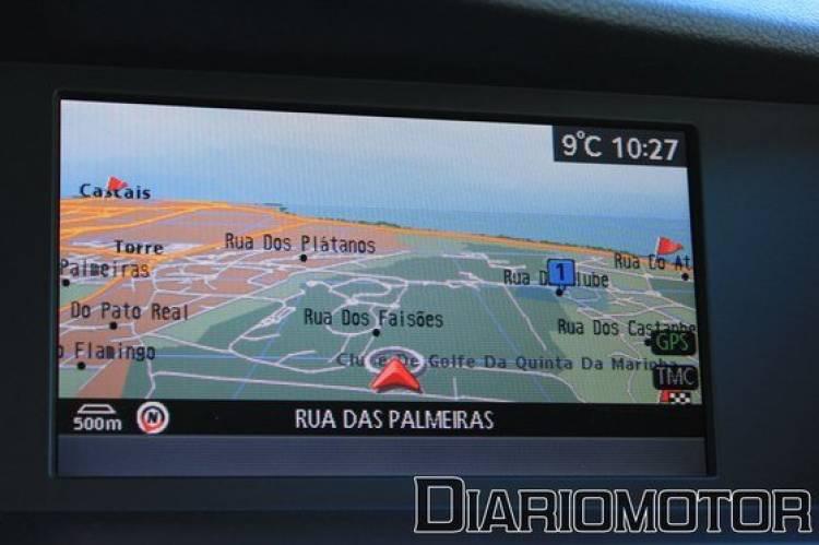 Renault Latitude, presentación y prueba en Portugal (I)