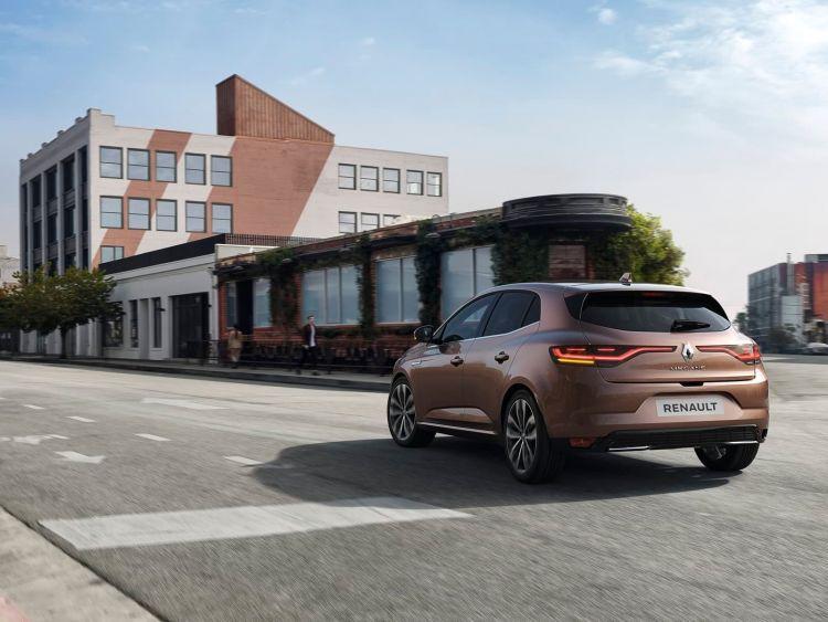 Renault Megane Iv Berline (bfb)