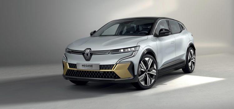 Renault Megane E Tech Electric (bcb)