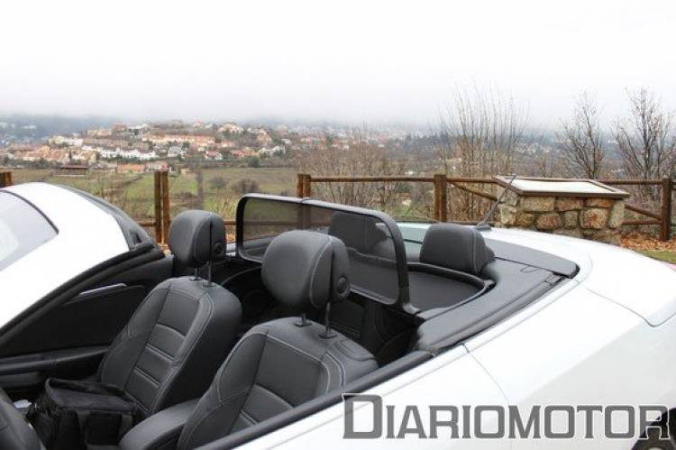 Renault Mégane CC 2.0 dCi Privilege, a prueba