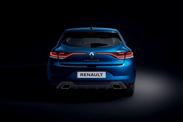 2020 Nouvelle Renault Megane R.s. Line