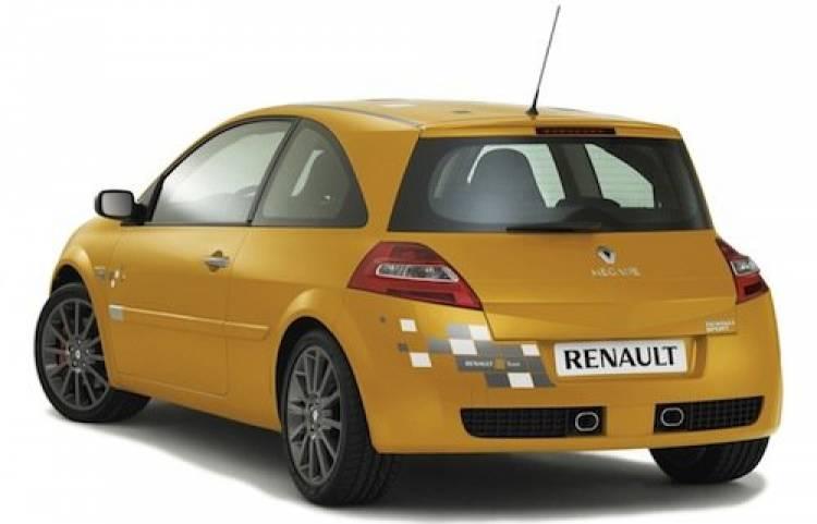 Renault Mégane II F1 Team R26