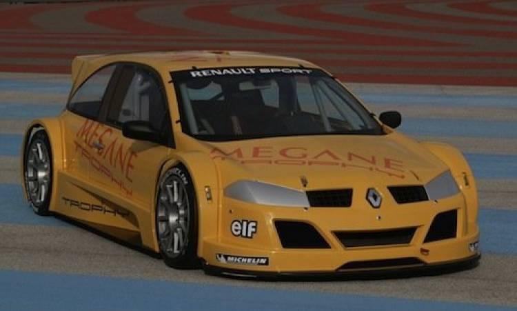 Renault Mégane II Trophy