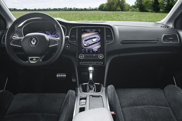 Renault Megane Phev Oferta Abril 2021 Interior