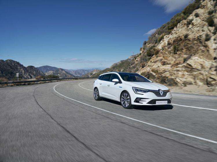 Renault Megane Phev Oferta Abril 2021 Movimeinto