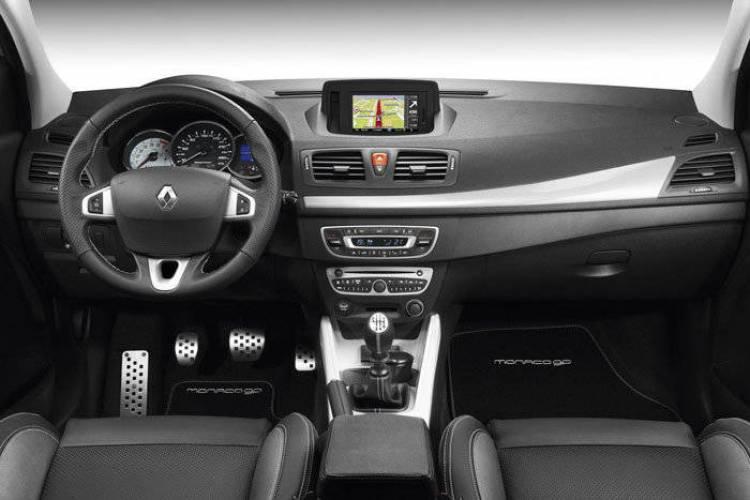 Renault Megane RS 250 Monaco GP Limited