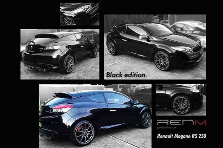 Renault Megane RS RENM