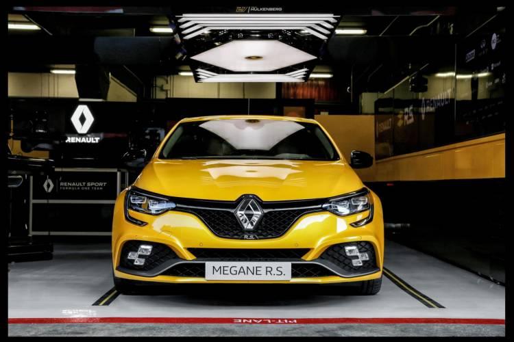 Renault Megane Rs Trophy 2018 2