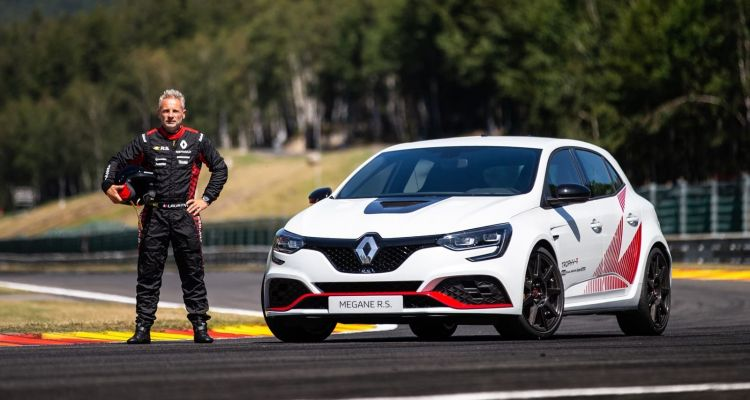 Renault Megane Rs Trophy R Spa Record 0719 03