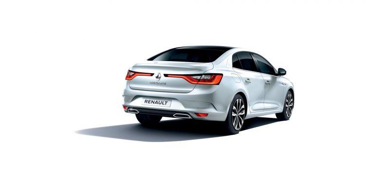 Renault Megane Sedan 2020 10