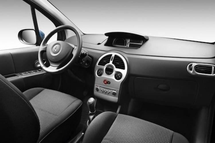 Renault Modus MY2011