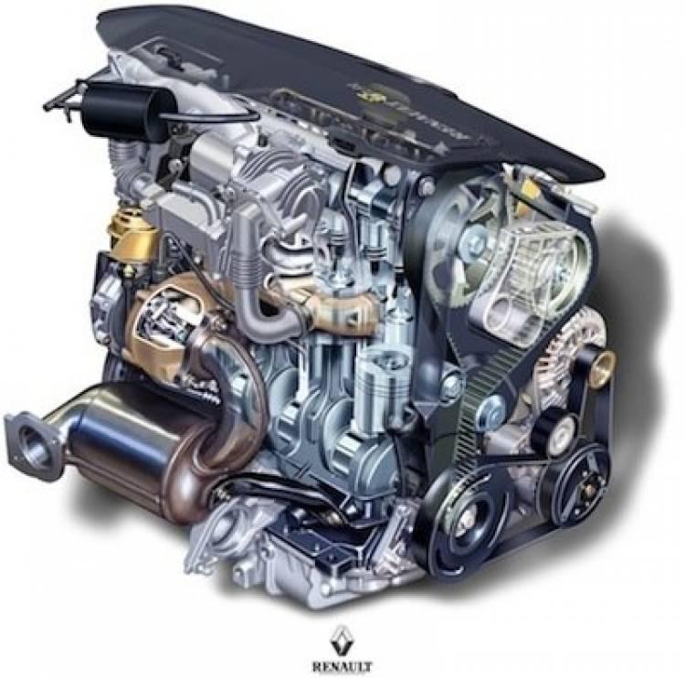 Motor diésel 1.9 dci de Renault