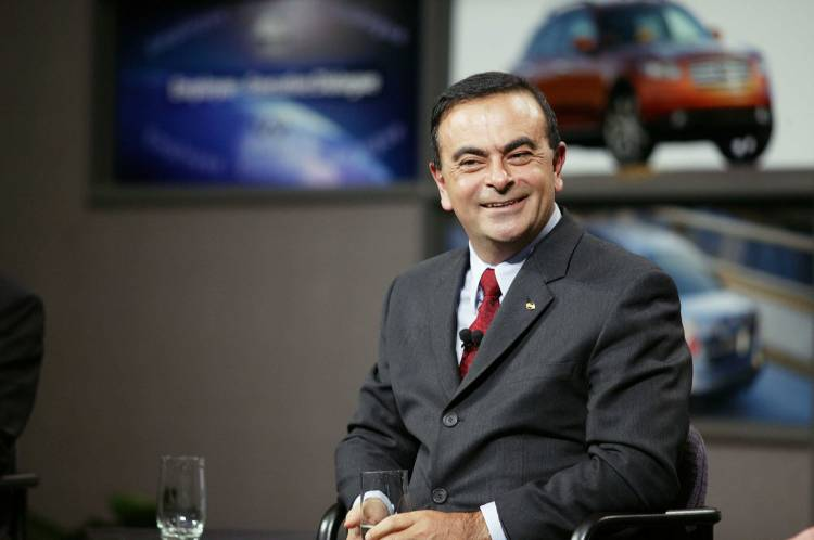 Renault Nissan Carlos Ghosn 01