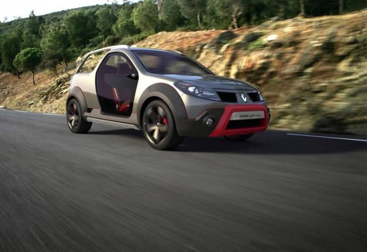 Renault Sand´up Concept