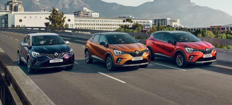 Renault Suv 2021 2024 Espana Captur