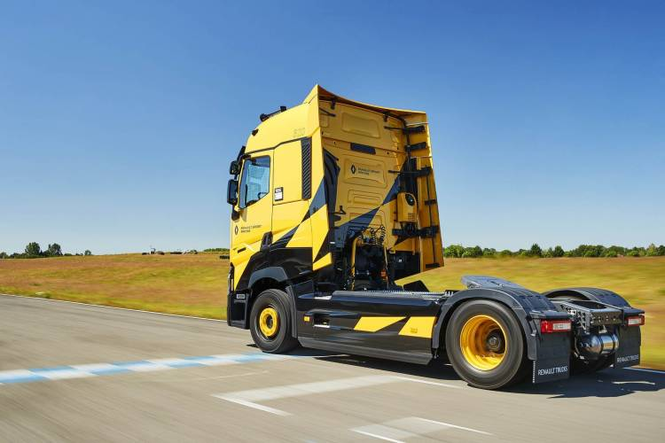 Renault T High Rs 7