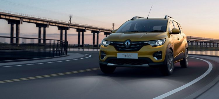 Renault Triber 2019 51