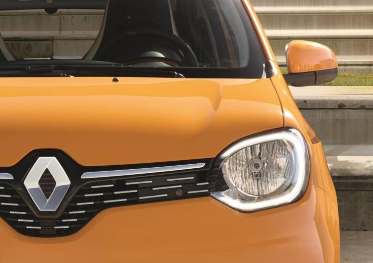 2019 Nouvelle Renault Twingo