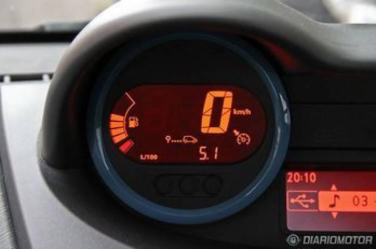Renault Twingo 1.2 Emotion, a prueba (II) ¿Más que un urbano?