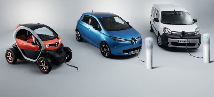 Renault Twizy Gama Coches Electricos