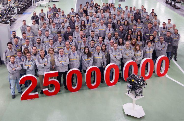 Renault Valladolid Motores