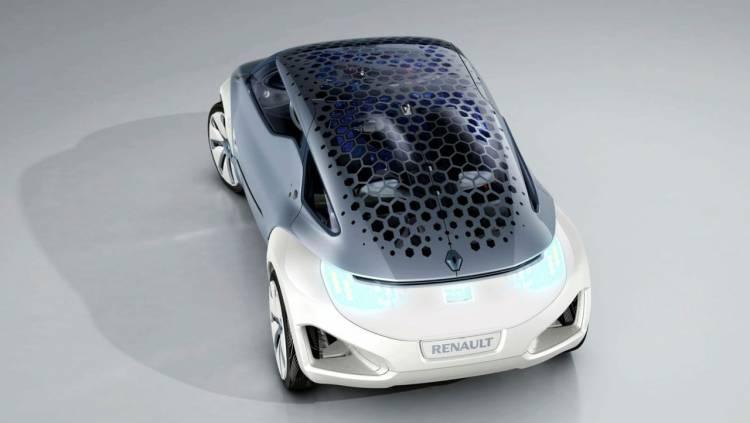 Renault Zoe Zero Emission Concept
