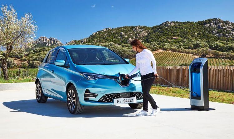 Renault Zoe Ze50 0919 017
