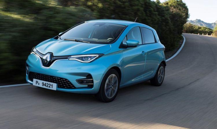 Renault Zoe Ze50 0919 020