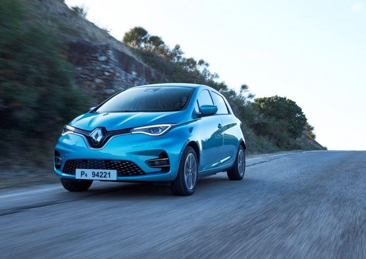 Renault Zoe Ze50 0919 021