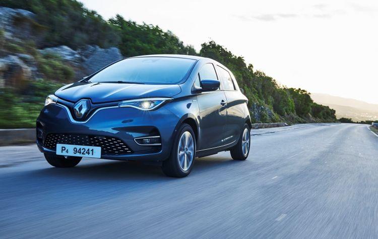Renault Zoe Ze50 0919 043
