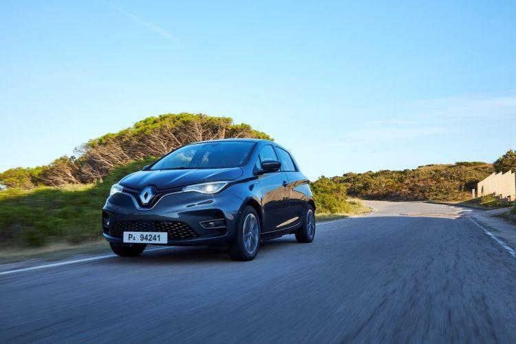 Renault Zoe Ze50 0919 045