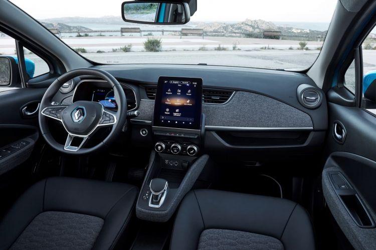 Renault Zoe Ze50 0919 063