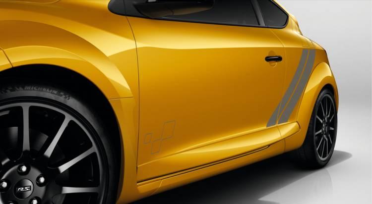 Renault Mégane RS 275 Trophy: el nuevo arma de Renault Sport