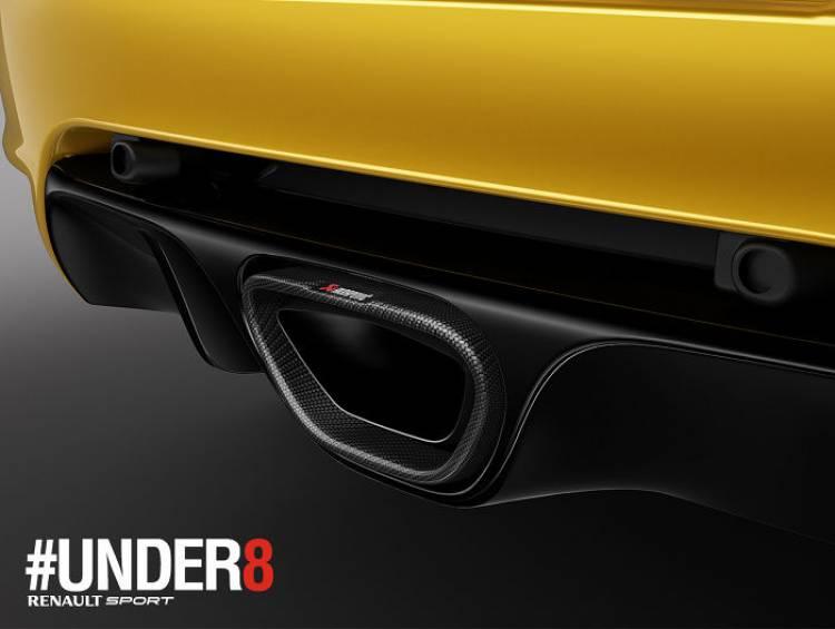 #Under8, un nuevo adelanto: se dice, se comenta, que el Renault Mégane RS llegará a los 275 cv